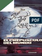 108-El Crepusculo Del Mundo - Poul Anderson