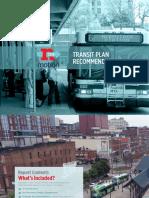 MTA RecommendedPlan Draft