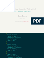 Getting Web Data r5 Json Data