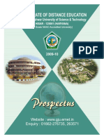 DDeProspectus 2009-10