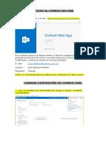 Acceso Al Correo via OWA y Cambio de Contraseña (1)