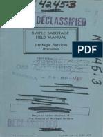 Field Manual