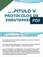 Capitulo 5. Protocolos de Routing (1)