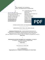 UC Opp No. 5 CRISPR Patent