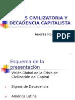 Crisis Civilizatoria y Decadencia Capitalista