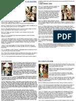 Los Siete Sacramentos de La Iglesia en La Biblia