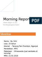Morning Report obgyn