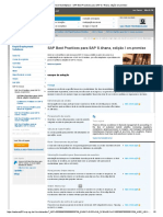 SAP Best Practices Para SAP S _ 4hana, Edição on-premise