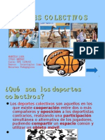 DEPORTES COLECTIVOS