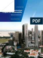 Cities Infrastructure a Report on Sustainability