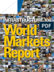 Infrastructure 100 – World Markets Report