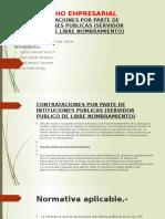 Derecho Empresarial Diapositivas