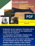10.- Evolución de Especies