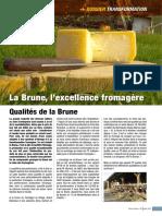 La Brune, l'Excellence Fromagère