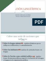 Planeación lingüística