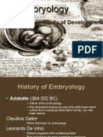 Embryology History (1)