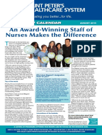 An Award-Winning Staff of Nurses Makes the Difference