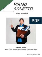 Dossier de Presse PIANO RIGOLETTO