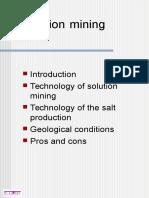 Solution Mining 03