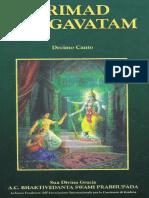 Srimad Bhagavatam Canto
