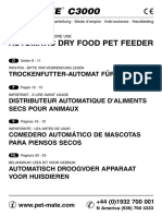 CatMate 3000 Manual