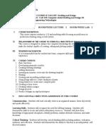 CAD 233 Syllabus