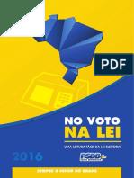 Eleições 2016-Cartilha Psdb