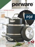 Catalogue Tupperware Automne et Fêtes 2016