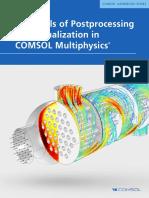 COMSOL HANDBOOK SERIES Essentials of Postprocessing and Visualization 5.1