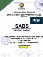 Dbc Resonador Cochabamba