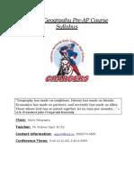 vmhs geo course pre-ap syllabus 2015-2016