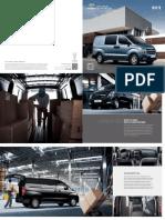 Hyundai h1 Minibus Bruno Fritsch Catalogo 201605