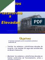 E-PR-02-01 - Andamios y Plataformas - 2007