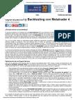 Optimización y Backtesting Con Metatrader 4