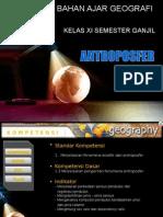 (2) ANTROPOSFER
