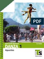 Telesecundaria Danza 1ro