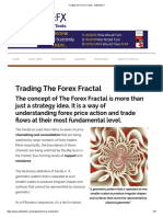 Trading the Forex Fractal