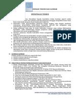 Spesifikasi Teknis Ipal Puncel