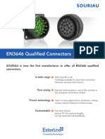 EN3646 Qualified Connectors