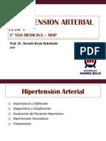 Hipertension Arterial 2016-Clase 1
