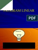Program Linear (2)