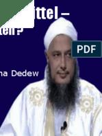 Al'allāma Dedew – Die Demokratie als Mittel – Erlaubt oder verboten?
