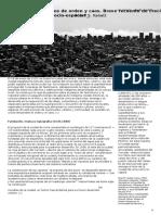 Dialnet Lima Urbanidad