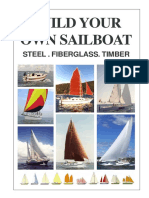 Build Your Own Sailboat
