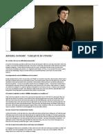 Michel Gondry Interview _ the Talks
