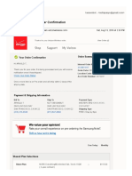 Gmail - Your Verizon Wireless Order Confirmation