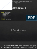 Economia Na Era Vitoriana