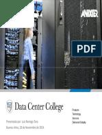 DC College Tecnicos 2014