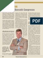 Entrevista Andre Vietor - Revista Eventos Latinoamericanos