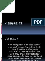 Web Quests